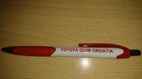 TCC kemijska olovka